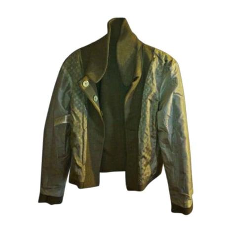 Blazer, veste tailleur LOUIS VUITTON Beige, camel