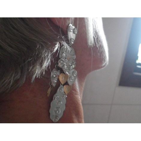 Boucles d'oreille REMINISCENCE Multicouleur