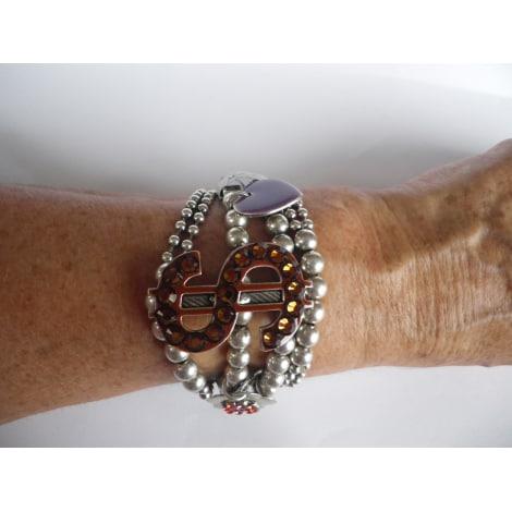 Bracelet LES GENS DU SUD Argenté, acier