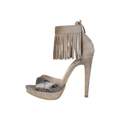Sandales à talons V 19.69 Marron