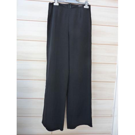 Pantalon droit WOMAN Noir