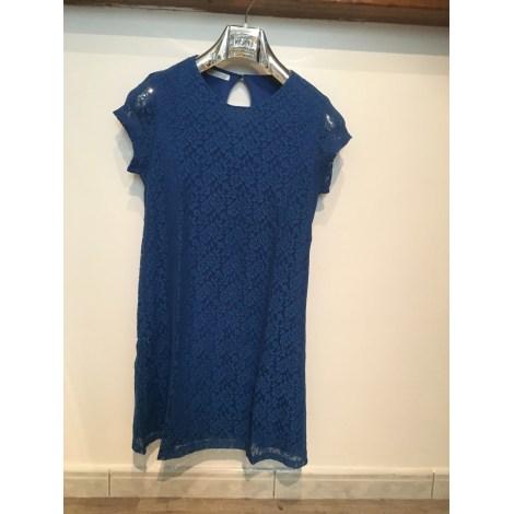 Robe courte PROMOD Bleu, bleu marine, bleu turquoise