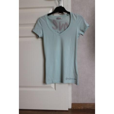 Top, tee-shirt GUESS Vert