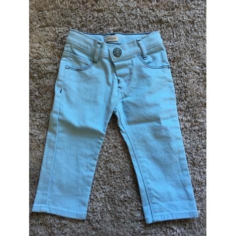 Pantalon IKKS Bleu, bleu marine, bleu turquoise