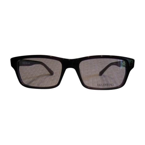 Eyeglass Frames VALENTINO Red, burgundy