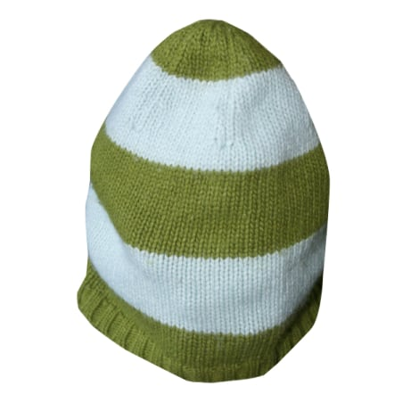 Bonnet BONPOINT Vert et bleu ciel