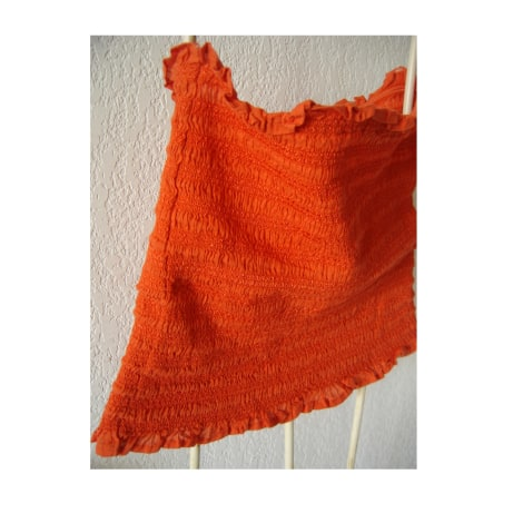 Top, tee-shirt JENNYFER Orange