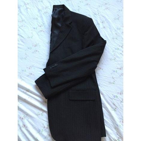 Veste de costume LAURENT CERRER Noir