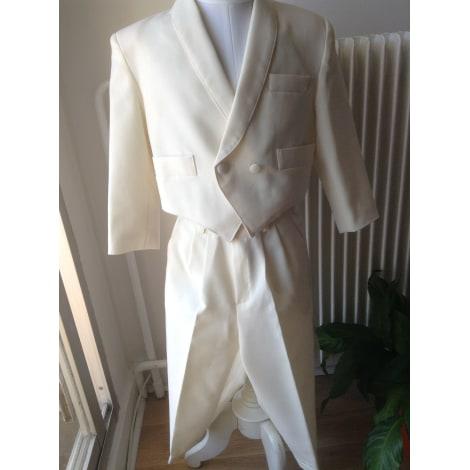 Costume P'TIT MEC PARIS COLLECTION White, off-white, ecru