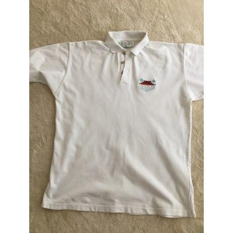 Polo SOFITEL COLLECTION Blanc, blanc cassé, écru
