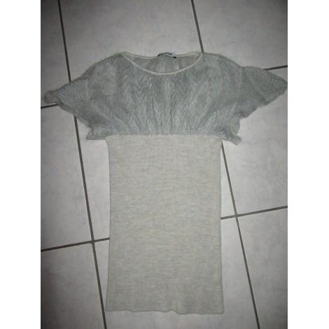 Top, tee-shirt MOSCHINO Beige, camel