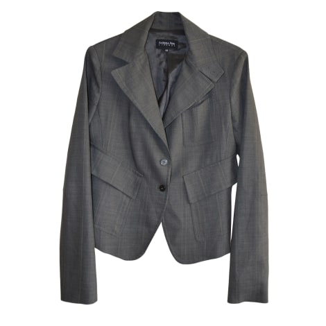 Blazer, veste tailleur PATRIZIA PEPE Gris, anthracite