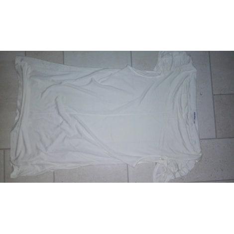 Blouse SERGE MANOUKIAN Blanc, blanc cassé, écru