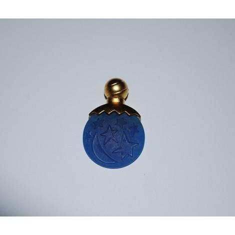 Broche KARL LAGERFELD Bleu, bleu marine, bleu turquoise