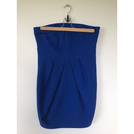 Robe bustier VERO MODA Bleu, bleu marine, bleu turquoise