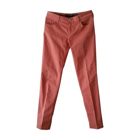 Jeans slim JACOB COHEN Saumon