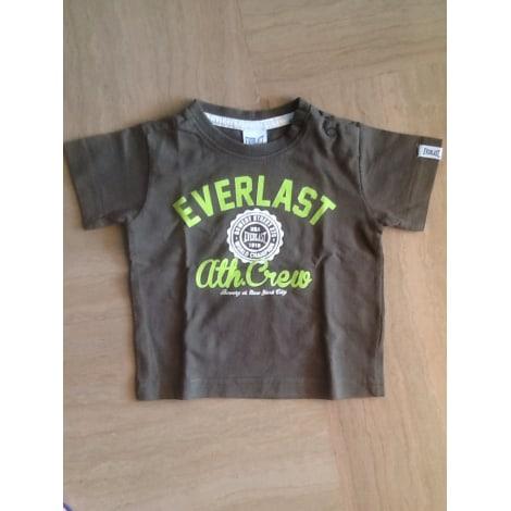 Top, tee shirt EVERLAST Vert