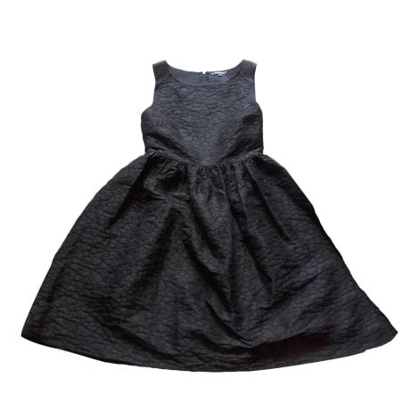 Robe mi-longue TARA JARMON Noir