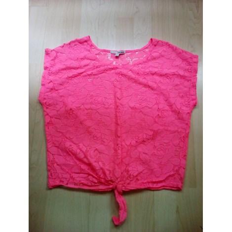 Top, tee-shirt TALLY WEIJL Rose, fuschia, vieux rose