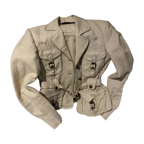 Blazer, veste tailleur JUST CAVALLI Beige, camel