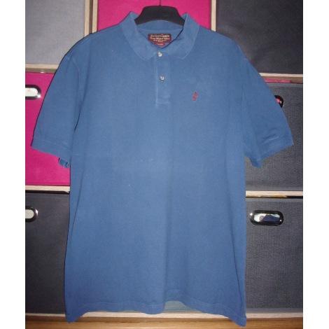 Polo MARLBORO CLASSICS Bleu, bleu marine, bleu turquoise