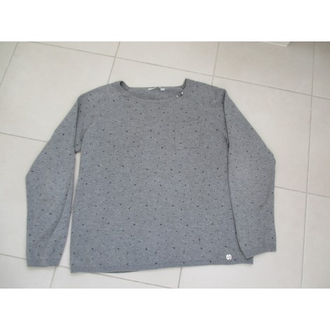 Pull DDP Gris, anthracite