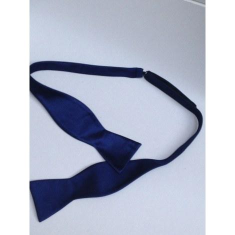 Noeud papillon MARQUE INCONNUE Bleu, bleu marine, bleu turquoise