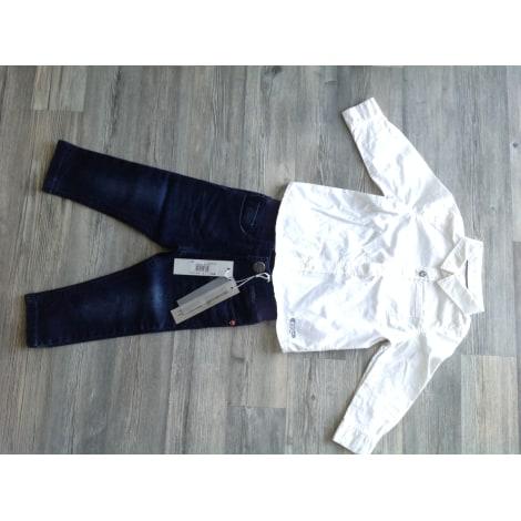 Ensemble & Combinaison pantalon IKKS Blanc, blanc cassé, écru