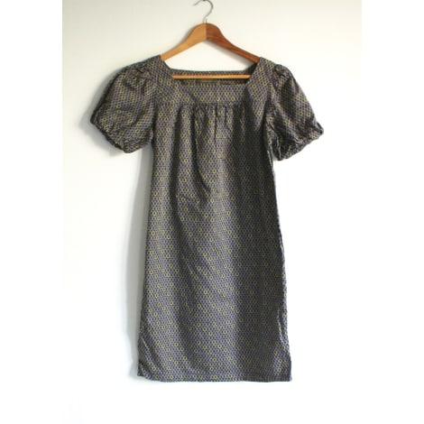 Robe tunique NO COLLECTION Gris, anthracite