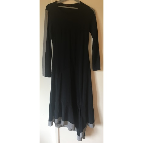 Robe mi-longue MOTYS COLLECTION Noir