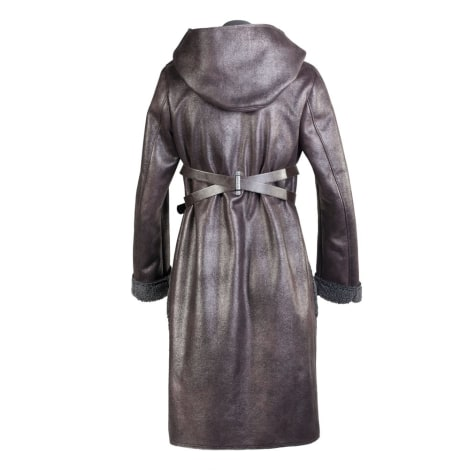 Manteau COP-COPINE Marron