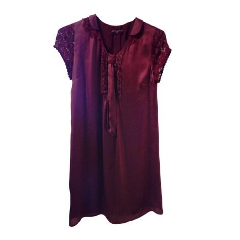 Robe mi-longue ONE STEP Violet, mauve, lavande