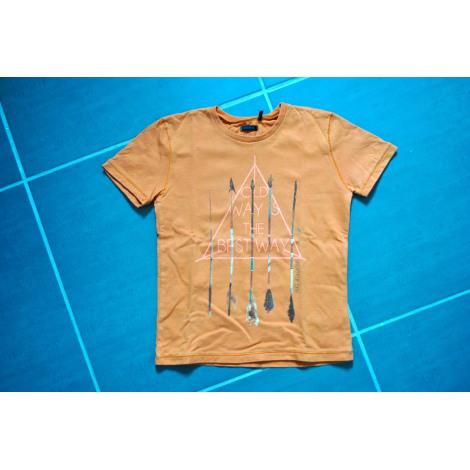 Tee-shirt IKKS Orange
