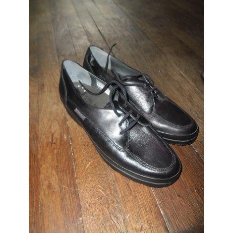 Chaussures à lacets  MEPHISTO Noir
