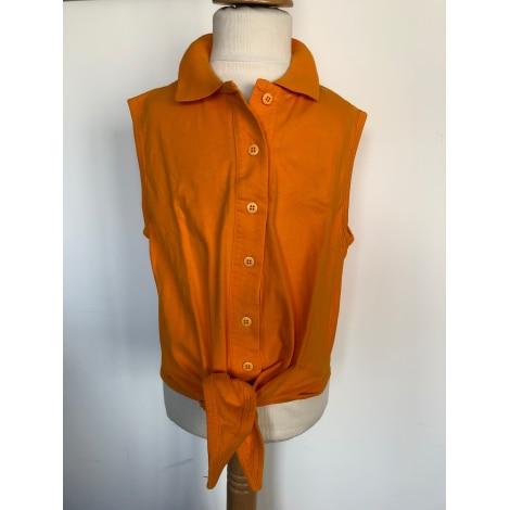 Top, Tee-shirt KIABI Orange