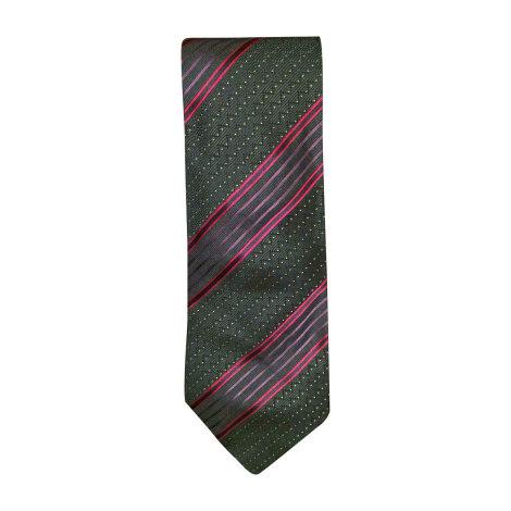 Cravate VERSACE Vert