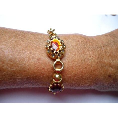 Bracelet REMINISCENCE Doré, bronze, cuivre