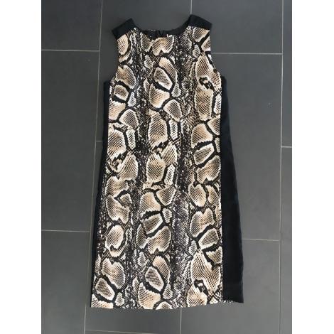 Robe courte SINÉQUANONE Marron