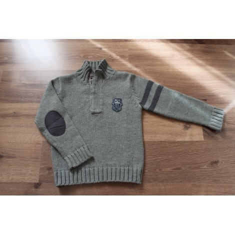 Pull 3 POMMES Gris, anthracite
