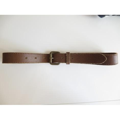 Belt JACADI Brown