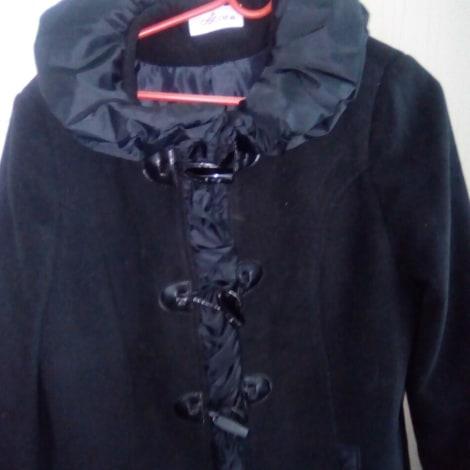 Manteau TOSCANE Noir