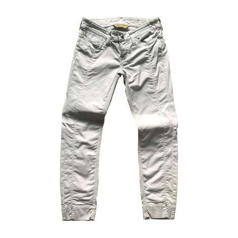 Jeans slim JACOB COHEN Vert