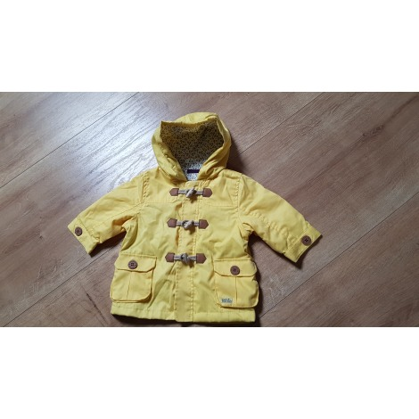 Manteau SERGENT MAJOR Jaune