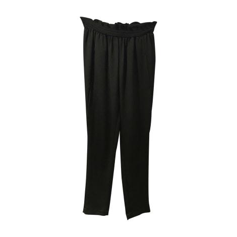 Pantalon carotte VANESSA BRUNO Noir