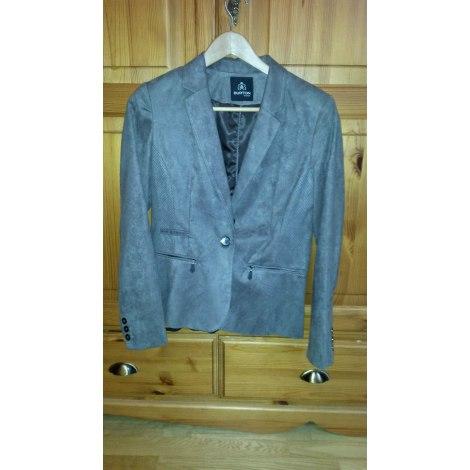 Blazer, veste tailleur BURTON OF LONDON TAUPE