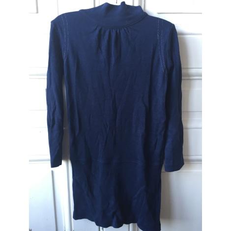 Robe MAJE Bleu, bleu marine, bleu turquoise