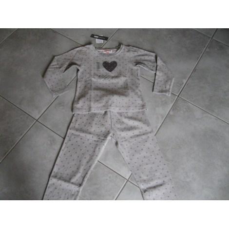 Pyjama KID'S GRAFFITI Gris, anthracite