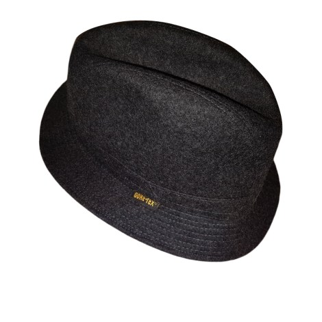 Chapeau CONTE OF FLORENCE Gris, anthracite