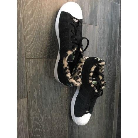 Baskets ADIDAS Noir