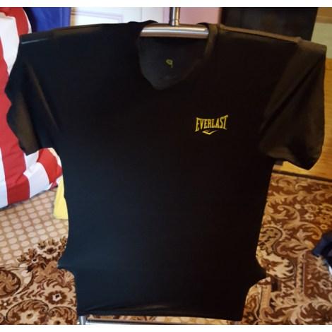 Tee-shirt EVERLAST Noir